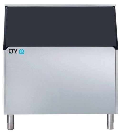 ITV S-750 Ice Storage Bin for Modular Ice Machines - 750LBS Maximum Ice Capacity - Omni Food Equipment