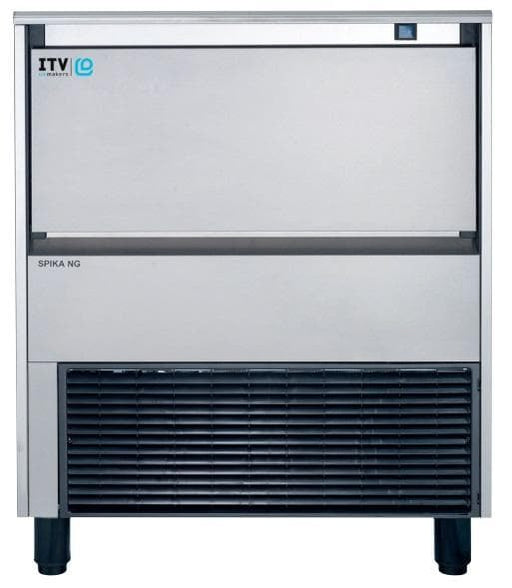 ITV SPIKA NG285 Ice Machine, Cube Shaped Ice - 312LBS/24HRS, 108LBS Storage - Omni Food Equipment