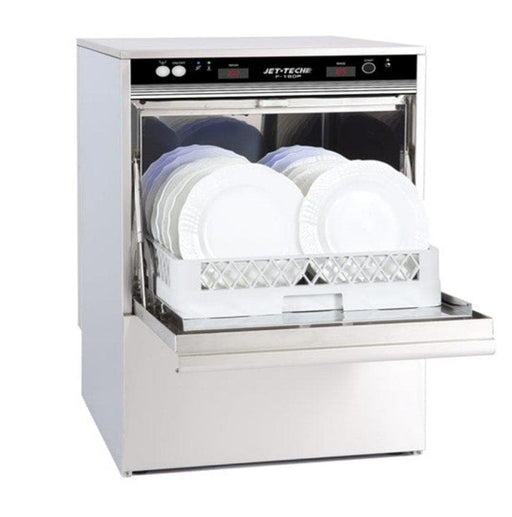 Jet-Tech F-18DP High-Temp Undercounter Dishwasher - Omni Food Equipment