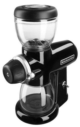 KitchenAid KCG0702OB Coffee Grinder - 0.44 LBS Hopper Capacity (WARRANTY FOR HOUSEHOLD USE ONLY) - Omni Food Equipment