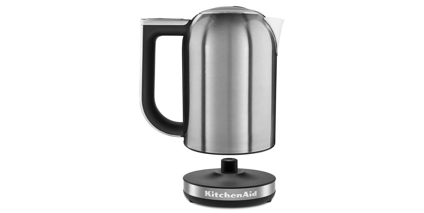 KitchenAid KEK1722SX Variable Temperature Electric Kettle (WARRANTY FOR HOUSEHOLD USE ONLY) - Omni Food Equipment