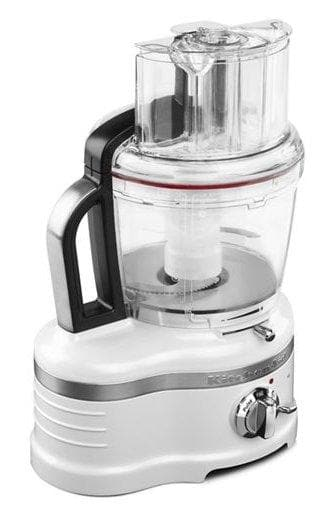 KitchenAid KFP1642FP Food Processor - 4 Qt Capacity (WARRANTY FOR HOUSEHOLD USE ONLY) - Omni Food Equipment