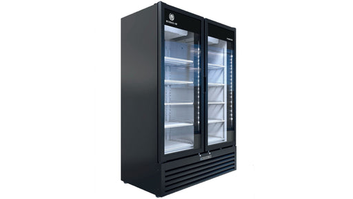 Beverage Air Glass Door Refrigerator MT53-1B