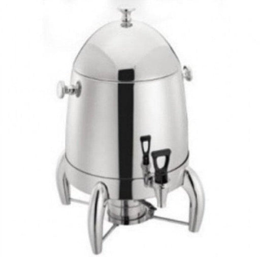 Omega AT80012 Small 12L Stainless Steel Coffee Urn with Fuel Holder - Omni Food Equipment