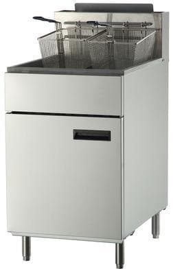 Omega ATFS-75 Natural Gas 75LB Deep Fryer - Omni Food Equipment