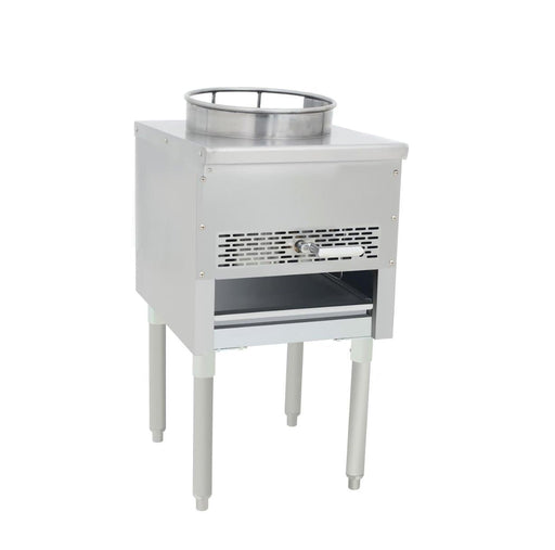 Omega ATW-13 Natural Gas Wok Range - Omni Food Equipment