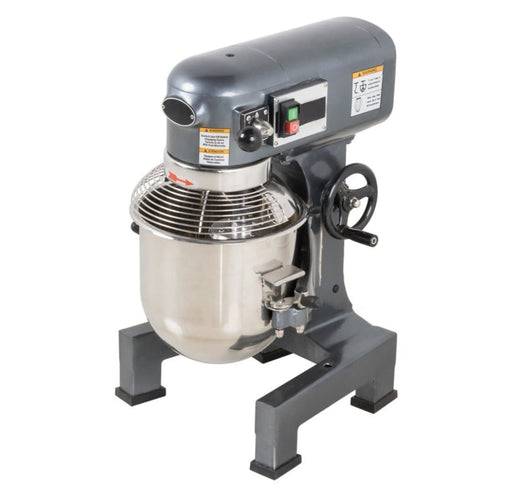 Omega B10F Commercial Planetary Stand Mixer - 10 Qt Capacity, 110V-Single Phase - Omni Food Equipment