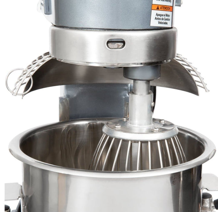 Omega B20F Commercial Planetary Stand Mixer - 20 Qt Capacity, 110V-Single Phase - Omni Food Equipment