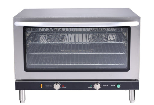 Omega FD-100 Electric Counter Top Convection Oven With Humidity- 208-240V, Fits 4 Full Size Sheet Pans - Omni Food Equipment
