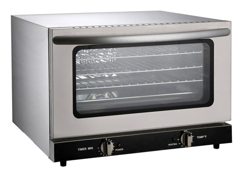 Omega FD-47 Electric Counter Top Convection Oven - 120V, Fits 3 1/2 Size Sheet Pans - Omni Food Equipment