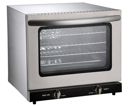 Omega FD-66B Electric Counter Top Convection Oven - 208-240V, Fits 4 1/2 Size Sheet Pans - Omni Food Equipment