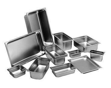 Omega Heavy Duty 22 Gauge Steam Table Pans - Various Sizes - Omni Food Equipment