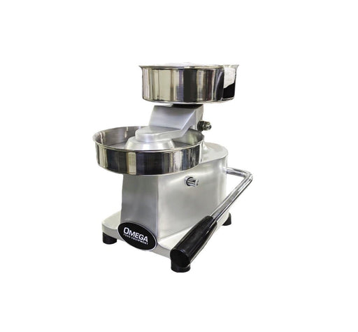 "Omega HF-150 Manual 150MM (6"") Hamburger Forming Machine - Omni Food Equipment"
