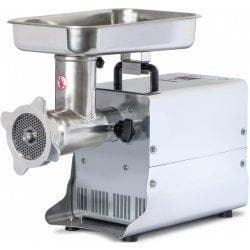 "Omega HFM-22 Size 22 Meat Grinder - 15.5"" x 10"" Feeding Pan, 1.5 HP, 120V - Omni Food Equipment"