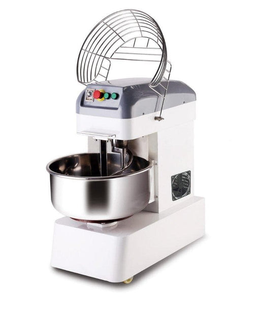 Omega HM30S Dual Speed Commercial Spiral Mixer - 30Qt Capacity, Three Phase - Omni Food Equipment