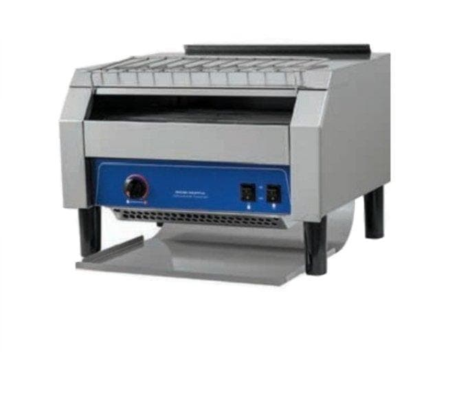 Omega OEK600 Conveyor Toaster - 600 Slices Per Hour, 230V - Omni Food Equipment