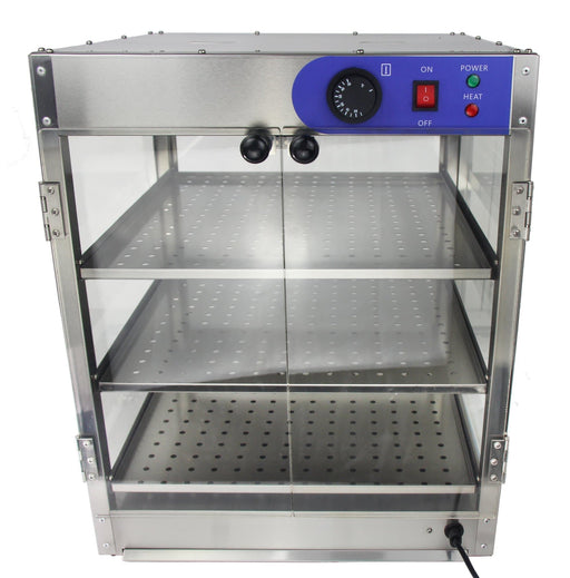 Omega ZSW-510 Glass Display Food Warmer - Omni Food Equipment