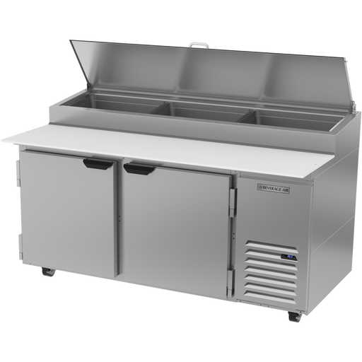 Beverage Air Deli/Pizza Prep Table DP67HC