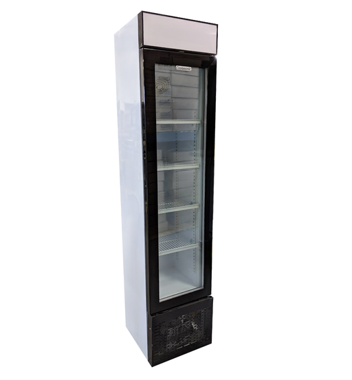 Coolasonic SD105B Single Door Display Freezer