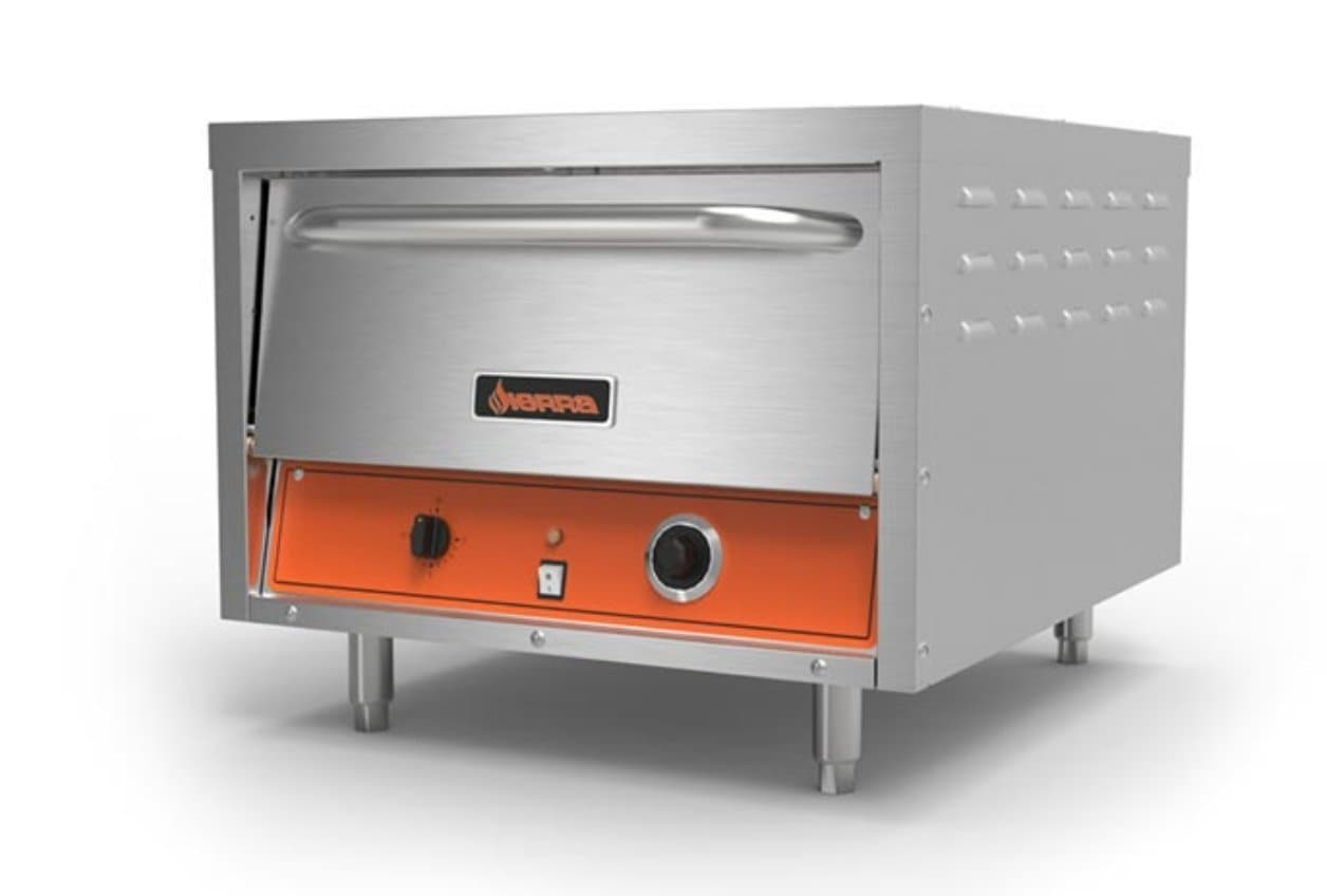 "Sierra SRPO-24E Electric 22"" Deck Counter Top Pizza Oven - Omni Food Equipment"