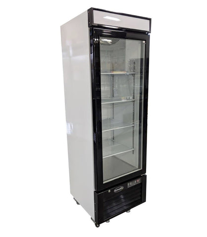 Glass Display Freezers