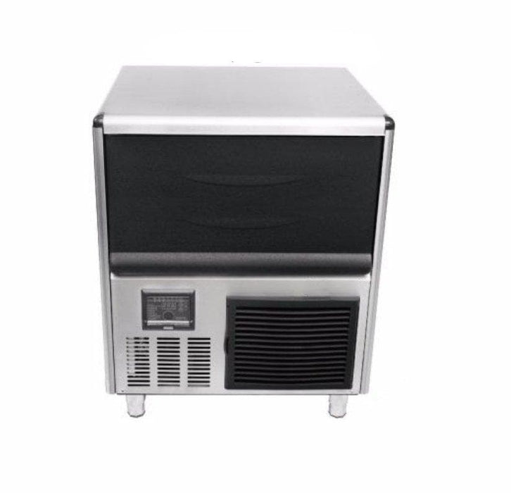 Suttonaire SK-101B Ice Machine, Cube Shaped Ice - 220LB/24HRS, 55LBS Storage - Omni Food Equipment
