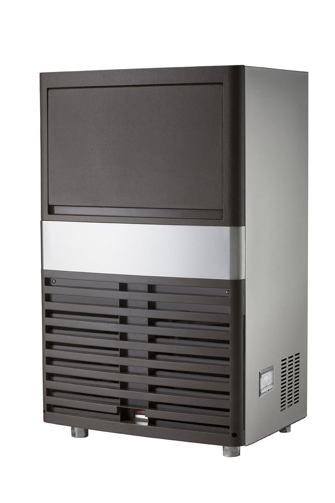 Suttonaire SK-120P Ice Machine, Cube Shaped Ice - 120LB/24HRS, 40LBS Storage - Omni Food Equipment