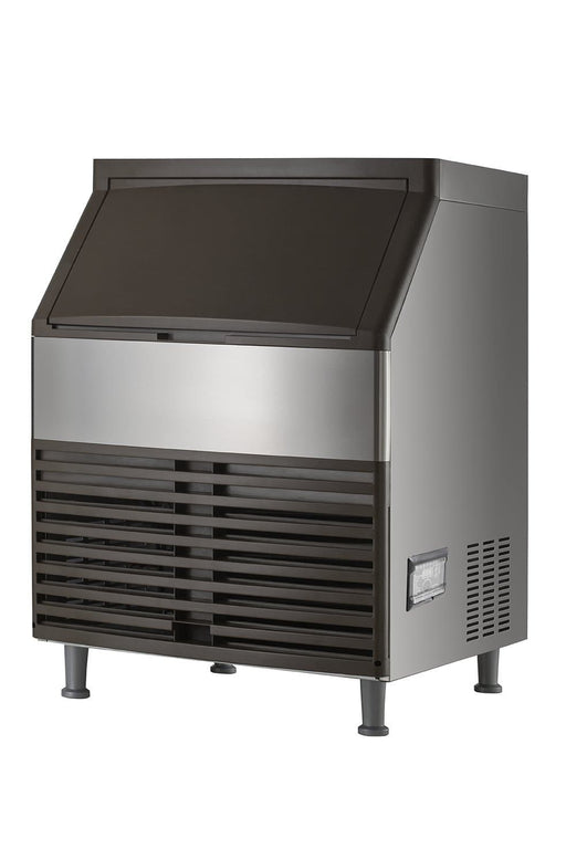 Suttonaire SK-160P Ice Machine, Cube Shaped Ice - 160LB/24HRS, 80LBS Storage - Omni Food Equipment