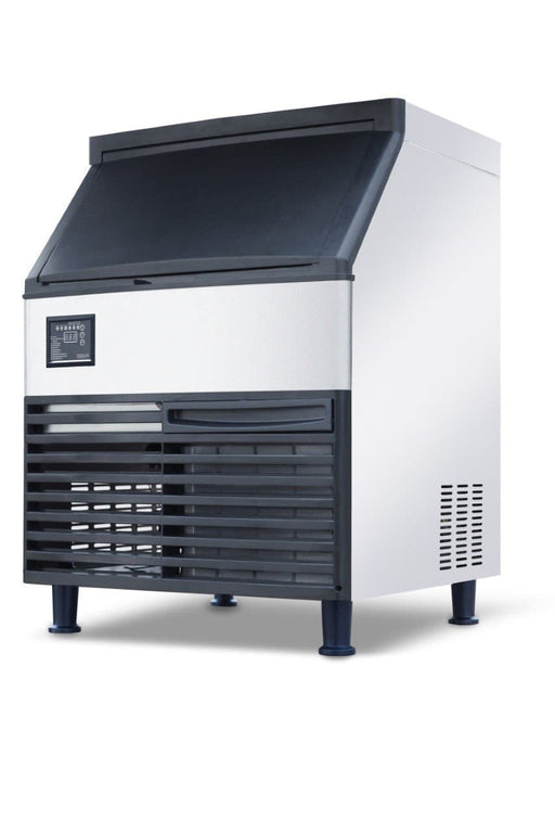Suttonaire SK-210P Ice Machine, Cube Shaped Ice - 210LB/24HRS, 80LBS Storage - Omni Food Equipment