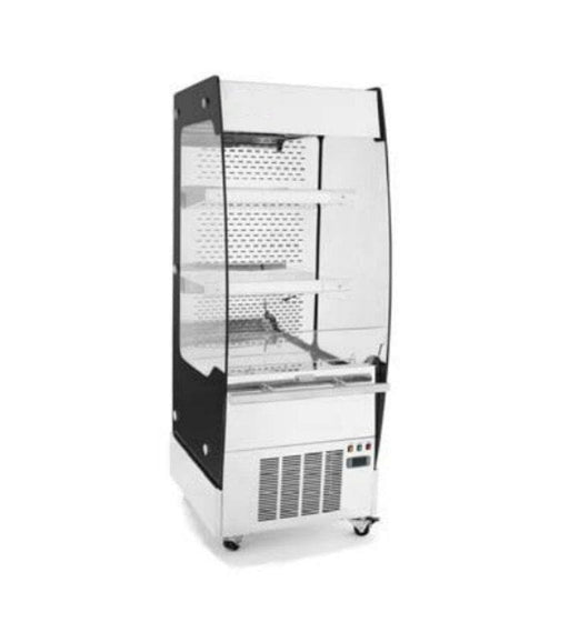 "Suttonaire YLK180L 21"" Wide Grab N' Go Open Cooler - Omni Food Equipment"