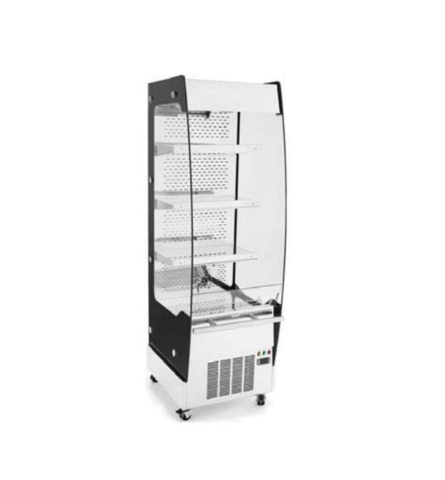 "Suttonaire YLK240L 21"" Wide Grab N' Go Open Cooler - Omni Food Equipment"