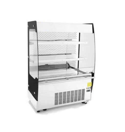 "Suttonaire YLK350L 40"" Wide Grab N' Go Open Cooler - Omni Food Equipment"