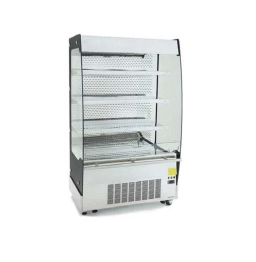 "Suttonaire YLK480L 40"" Wide Grab N' Go Open Cooler - Omni Food Equipment"