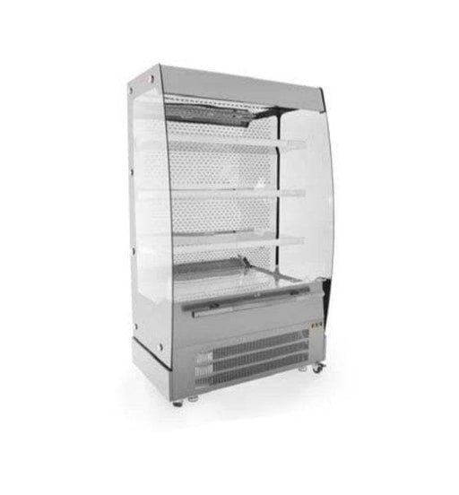 "Suttonaire YLK580L 48"" Wide Grab N' Go Open Cooler - Omni Food Equipment"