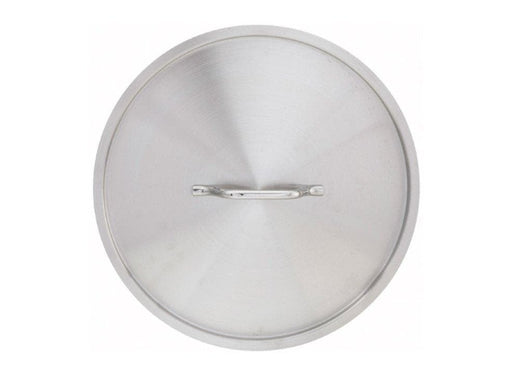 "Winco 14 1/4"" Stainless Steel Pot Cover - Omni Food Equipment"