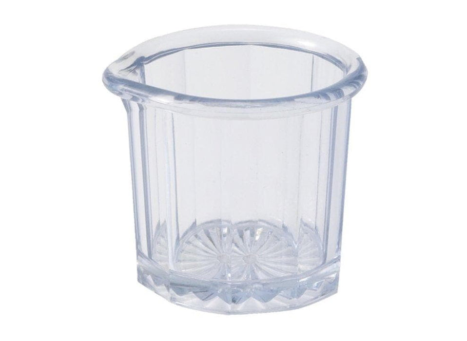 Winco 2 Oz Syrup Pitcher - Omni Food Equipment