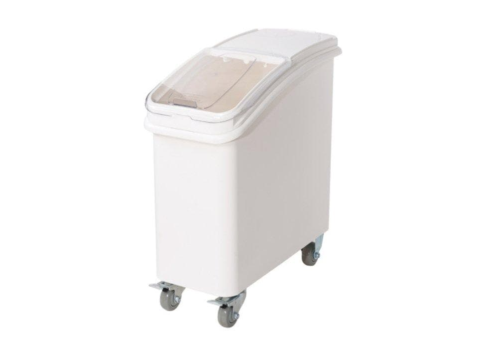 Winco 21 Gal Ingredient Bin With Casters - Omni Food Equipment