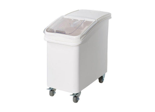 Winco 27 Gal Ingredient Bin With Casters - Omni Food Equipment