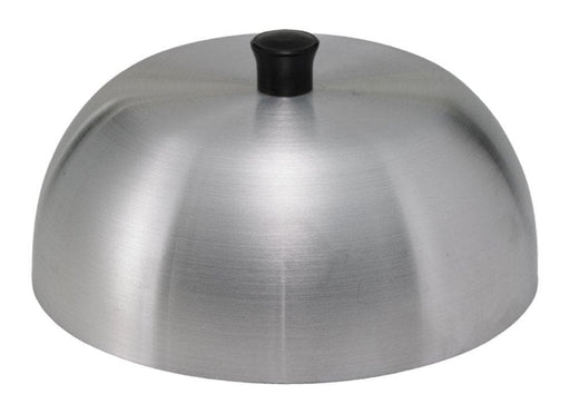 "Winco 6"" Aluminum Hamburger Cover - Omni Food Equipment"