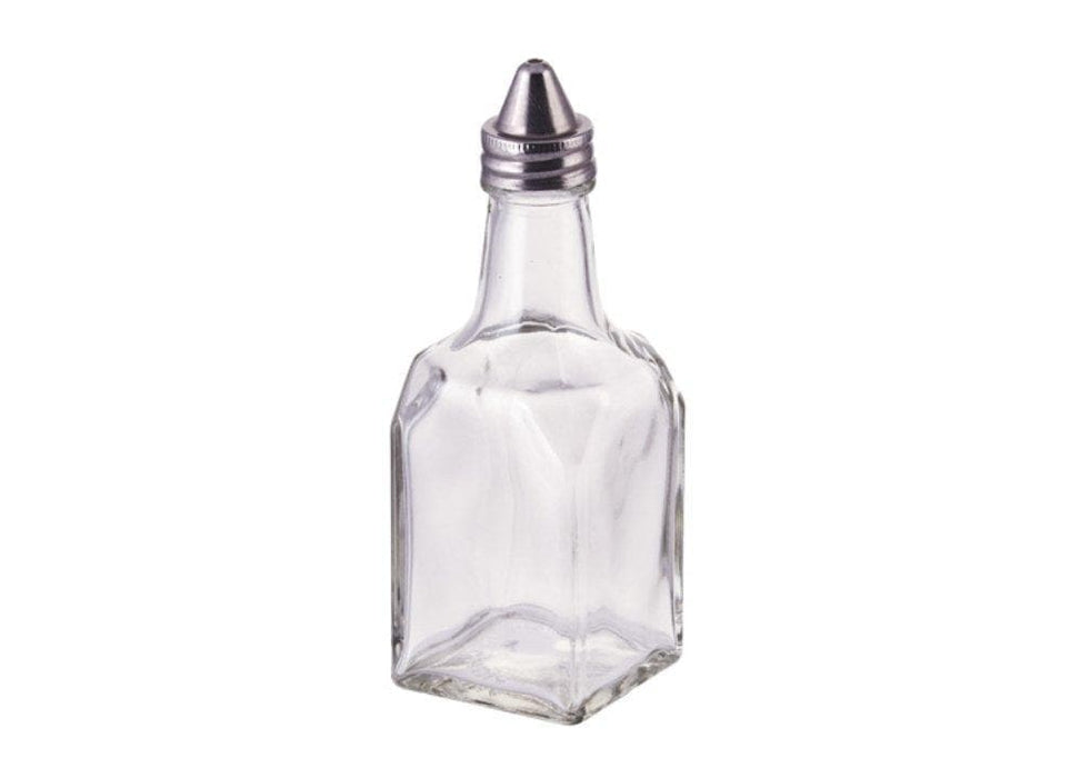 Winco 6 oz Oil/Vinegar Cruet - Omni Food Equipment