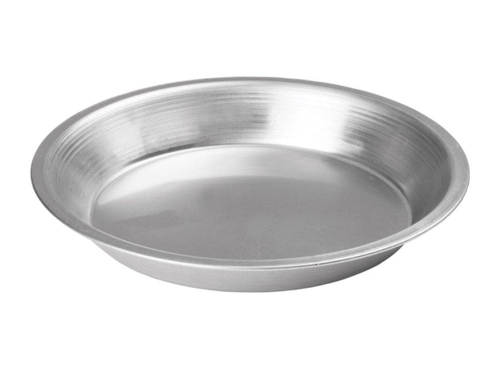 Winco Aluminum Pie Plate - Various Sizes - Omni Food Equipment