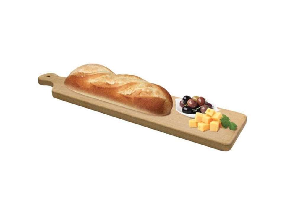 Winco Birch French Bread Board - Omni Food Equipment