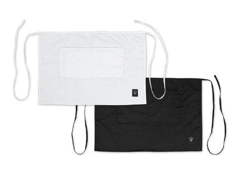 Winco Bistro Half Length Apron - Various Colours - Omni Food Equipment