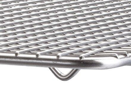 Winco Chrome-Plated Pan Grate/Rack For Steam Table Pan - Various Sizes - Omni Food Equipment
