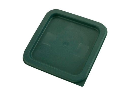 Winco Coloured Cover for Square Storage Container - Various Sizes - Omni Food Equipment