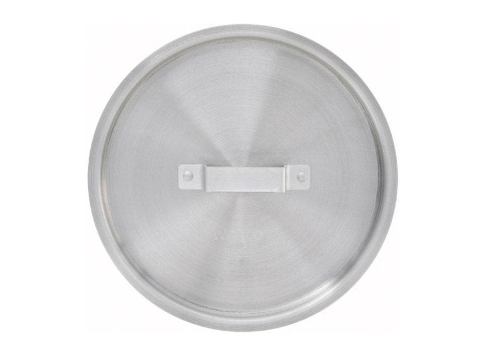 Winco Cover For Aluminum Sauce Pans - Various Sizes - Omni Food Equipment