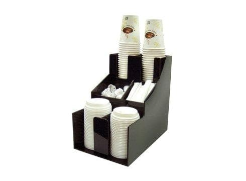 Winco Cup & Lid Organizer - Omni Food Equipment