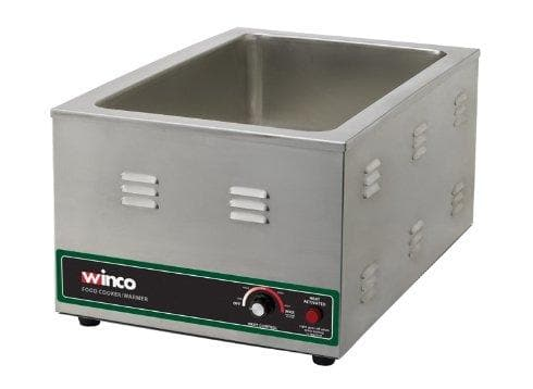 Winco Electric Food Cooker/Warmer, 1500W - Omni Food Equipment