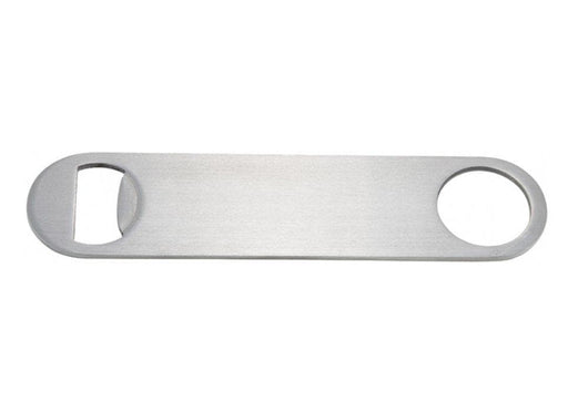 Winco Flat Bottle Opener - Omni Food Equipment