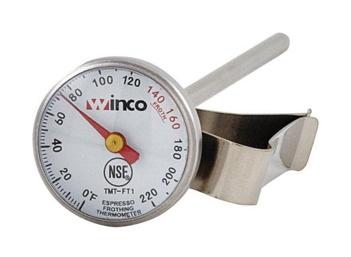 Winco Frothing Thermometer - Omni Food Equipment